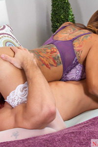 Yurizan Beltran Sucking Hard