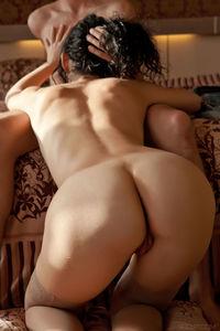 Skinny Kinky Babe Nailed