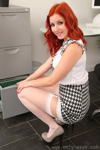 Redhead Secretary Harley