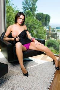 Juelz Ventura Penthouse Model
