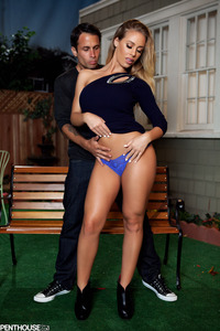 Nicole Aniston And Alan Stafford