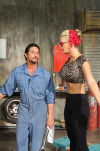 Phoenix Marie Screws The Mechanic