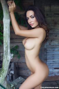 Playmate Adrienn Levai