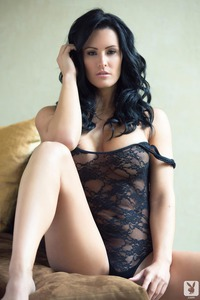 Playmate Jessie Shannon