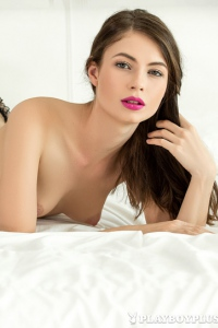 Hilary C Glamour Playboy Model