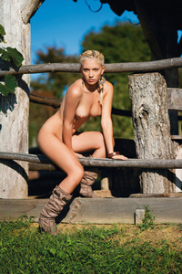 Anamarija Frlan In Playboy Croatia