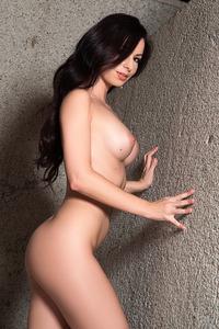 Tasha Banks And Her Stocking