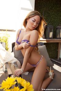 Playboy Babe Cindie Louu