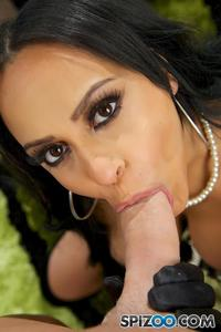 Kimberly Kendall Sucking Cock