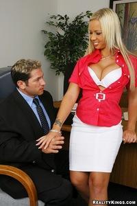 Robyn Truelove Office Slut
