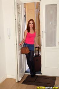 Eva Berger Redhead Pornstar