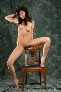 Brunette Hot Teen Babe