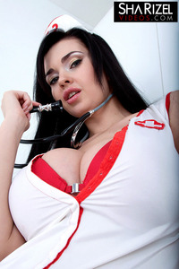 Big Titted Nurse Sha Rizel