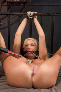 Blonde Milf Punishment
