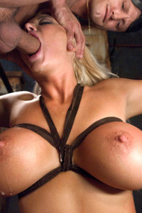Submissive Blonde