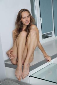 Sexy Ukrainian Brunette Babe Gracie