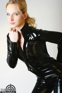 Kathy In Fullbody Catsuit