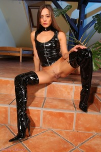 Dominika In PVC