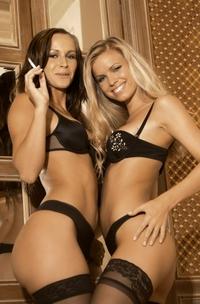 Hot lesbian babes