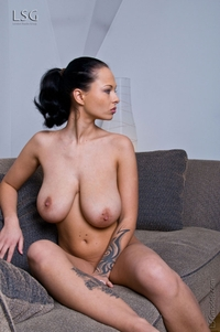 Hot Domino huge boobs