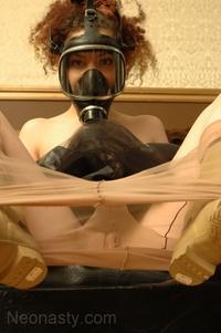 Gas Mask Erotica