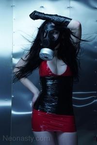 Hot fetish model