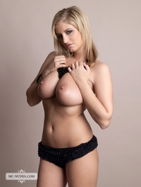 Pretty perky titted Jenny