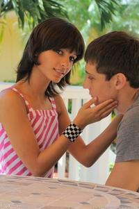 Cute teens having sex