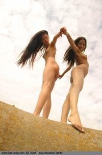 Lidia and Maria
