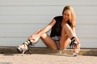 Nikki Strappy Heels