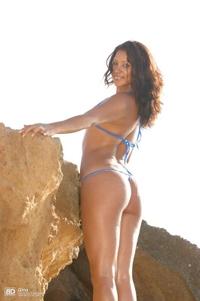Bikini Model Gina