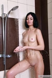 Shower fun...