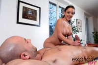 She feels so hungry for cock