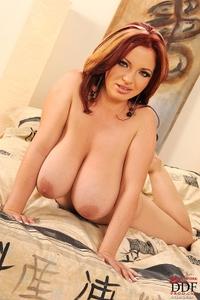 Joanna huge melons