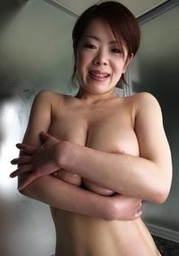 A huge boobed asian cutie