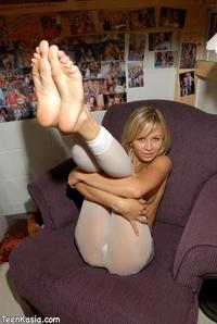 Footless Pantyhose