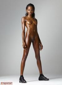 Valerie Sexy Squats