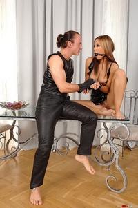 Hot spanking