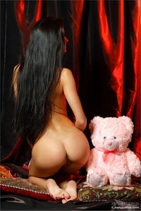 Maria - Pink Teddy