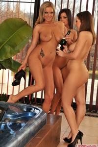 Hot Tub Lesbians