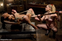 Tia Ling, Aiden Starr
