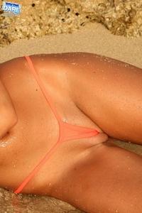 Lovely bikini girl