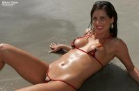 Tiny small hot bikini