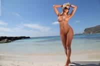 Sexy Holly - The bikini test