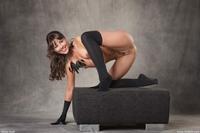 Lorena posing sexy
