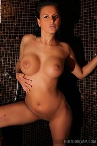 Emily's sexy wet ass