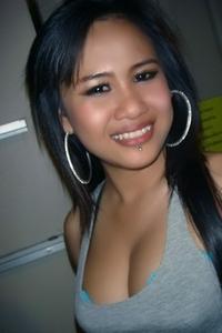 A young oriental nasty schoolgirl