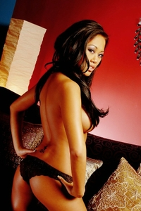 Abbie Ratay the oriental beauty naked