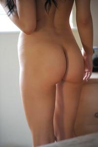 Kayleigh's tempting tight ass