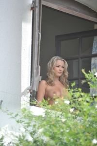 Amateur exgirl Jodie Gasson wake up